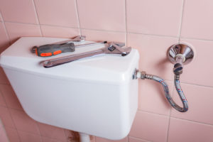 fixing a running toilet
